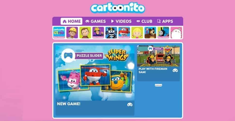 watch free online cartoons